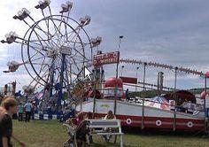 Allegany County Fair, Angelica, NY -