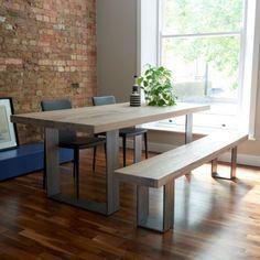 Modena Designer Wood Dining Table