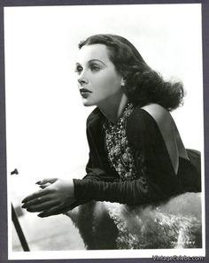 . Hedy Lamarr