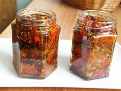 Pečená rajčata ve vlastní šťávě
