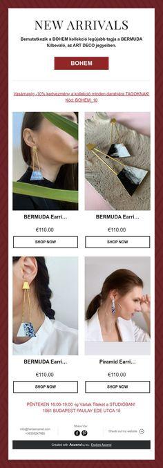 NEW ARRIVALS Handmade Jewelry, Art Deco, Enamel, Vitreous Enamel, Handmade Jewellery, Jewellery Making, Enamels, Diy Jewelry, Tooth Enamel