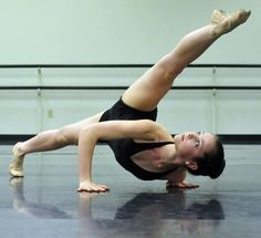 Dance | ballet dancer be strong, y'all -Hellz ya