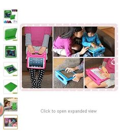 Kids Friendly Shockproof/Dropproof Case With Handle For Apple iPad mini Kindle Fire Kids, Ipad 4 Case, Ipad Mini 2, Ipad Air, Apple Ipad, Yellow Black, Handwriting, Handle, Cases
