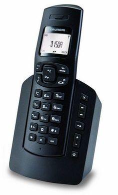 http://ift.tt/1QLxWLu Sagemcom Grundig D150A DE schnurloses DECT Telefon mit Anrufbeantworter @Key Featurescilase#