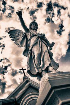 "Photo ""Gates Guardian Angel"" by Miguel Angel Bandala"