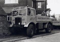 AEC Matador - #Vintage Breakdown Truck  .......... fred67.com/library .......
