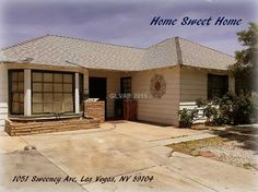 Super cute home in Las Vegas that features 3 bedrooms, 2 baths, tile floors, ceiling fans, blinds, all appliances, and on an extra large lot w/ shed!  With a little love this home could be amazing... great location too as it's minutes from the elementary school, shopping, restaurants, I95, and LV Strip!  Come BUY and check it out before everyone else does!
