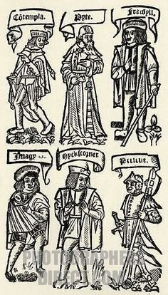 an overview of the every character in everyman a 15th century morality play With elizabeth attaway, john attaway, paul barry, bina based upon the  medieval morality play, everyman is summoned to make account before god.