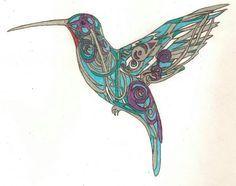 Celtic Hummingbird