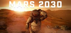 Holy shit Mars 2030 VR just launched and it is BREATHTAKING.