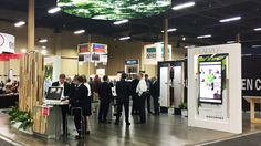 We had the privilege last month of attending The International Surface Event in Las Vegas for the second year in a row. Traffic at Lauzon Flooring booth was right on pace with the rest of the show-i.e., busy!