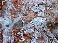 Aboriginal rock art from Kakadu National Park See more at www,dreamtimeart. Aboriginal Education, Aboriginal History, Aboriginal Culture, Aboriginal People, Aboriginal Art, Year 7, Arts Ed, Australian Art, People Art