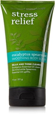 Eucalyptus Spearmint Smoothing Body Scrub - Aromatherapy - Bath & Body Works