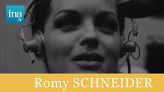"""Regardez Romy Schneider chante """"Les choses de la vie"""" - Archive INA par INA sur Dailymotion"""