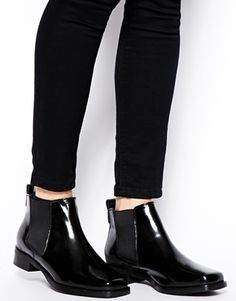 8180a6e7b2d3 ASOS ATTRIBUTE Suede Chelsea Ankle Boots