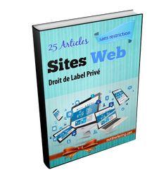 25 articles sur le thème SITES WEB avec Licence DLP