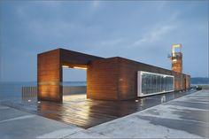 Promenade Samuel-de Champlain Architect: Daoust Lestage + Williams Asselin Ackaoui + Option Aménagement  Location: Quebec Realisation: 2010