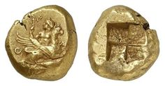 G293 A Rare Greek Electrum Stater of Kyzikos (Mysia) |  ca 330 BC