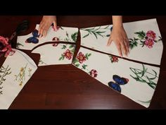 Kalion Wali Dress Frock suit drafting And Cutting(Step By Btep)Very Easy Method - YouTube