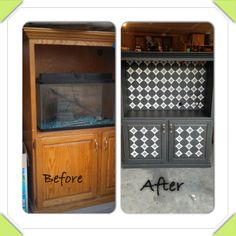 repurpose an entertainment center Furniture Plans, Furniture Makeover, Repurposed Furniture, Painted Furniture, Tv Stand Upcycle, Guest Room Office, Diy Cabinets, Furniture Restoration, Cool House Designs