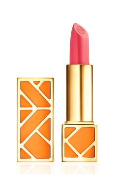 For Valentine's: Tory Burch Lip Color Saucy