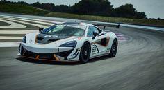 McLaren 570S Sprint, ya está lista la máquina para circuitos - http://www.actualidadmotor.com/mclaren-570s-sprint/