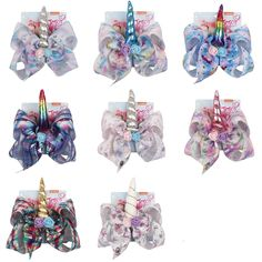 Cheap Hair Accessories, Buy Directly from China 8 Jojo Siwa Bows, Jojo Bows, Girls Hair Accessories, Accessories Store, Art Kits For Kids, Cheap Hair, T Shirt And Shorts, Types Of Fashion Styles, Girl Hairstyles