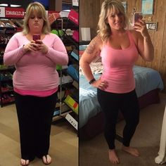 100-Pound Weight-Loss Transformation   Maryn Teed