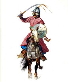 Turkish Sipahi : 16th Century