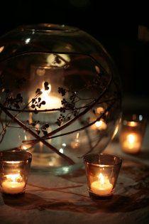 """Autumn the year's last , loveliest smile ."" ― William Cullen Bryant ."