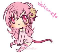 sexy welcome gifs | Welcome gif azalie by azaliebun-d577wmq
