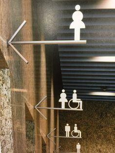Category: Wall-mounted (perpendiclar) Designer: Kenya Hara Source: Wayshowing…