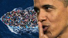 ESCÁNDALO: EEUU financia la llegada de Refugiados a Europa