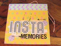 FSN: Tutorial: Mini-álbum de Cartón