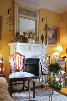 On this interior design project, I used accessorize to recreate a room that had the feeling of a Paris apartment