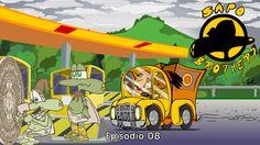 Sapo Brothers na TV - Temporada 01: Episódio 08