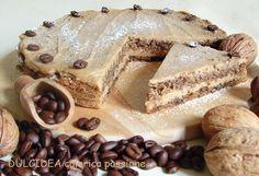 Torta+di+noci+con+crema+di+mascarpone+al+caffè