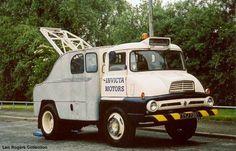 Thames Trader Vintage Vans, Vintage Trucks, Old Trucks, Classic Trucks, Classic Cars, Tow Mater, Old Lorries, Commercial Vehicle, Tow Truck