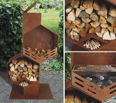 Outdoor+Fireplace,+BBQ+and+Woodstore