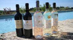 Best €5 pink in Provence http://provenceguru.com/provence-wine-vineyard-guide/