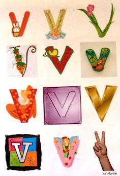 Letter V/v