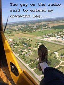 #aviationhumor #downwindleg