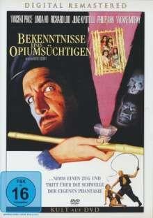 Bekenntnisse eines Opiumsüchtigen, DVD