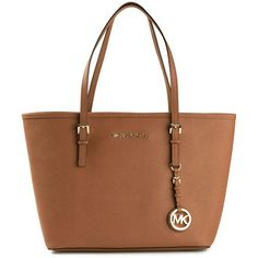 Michael Michael Kors Classic Tote found on Polyvore
