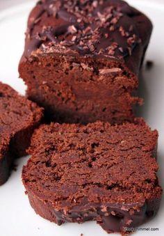 saftiger Mandelmus-Schoko-Kuchen - love chocolate