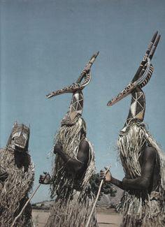 kurumba antelope mask. burkina faso