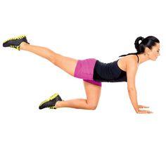 The Best Moves for Killer Legs: Ass Kicker #SelfMagazine