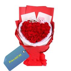 For instance, red represents true love, white represents the purity of soul, pink represents adoration and many more. Love has no definition and no age. Just express it with flowers! Flowers are said to be the classic gift that never goes out of style