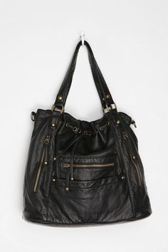 2f00752f21ec Deux Lux Triple-Zip Tote Bag  39.99 Urban Outfitters