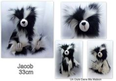 Jacob 33cm by a bear in my house